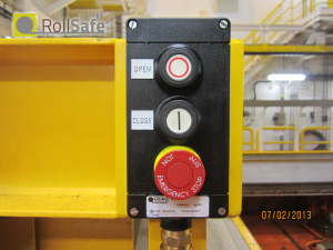 RollSafe Controls